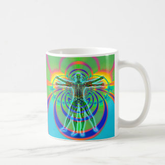 Chakra Rings Coffee Mug