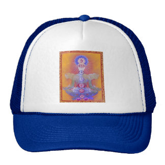CHAKRA SYSTEM hat