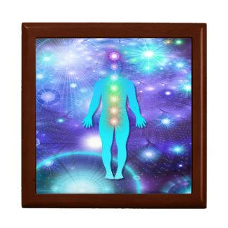 Chakra Universe Keepsake Box