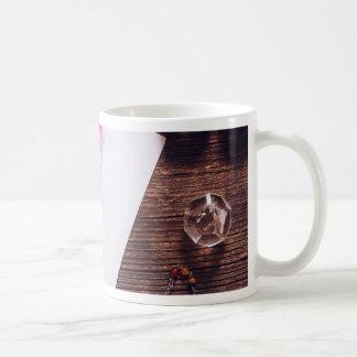 chakras and balance coffee mug
