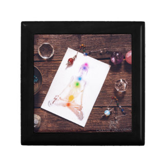 chakras and balance gift box