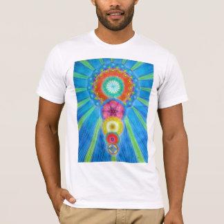 Chakras Ascending T-Shirt
