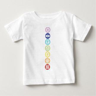 chakras baby T-Shirt