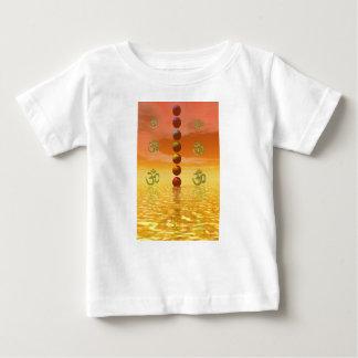 chakras orange baby T-Shirt