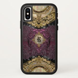 Chalchadoriz Elegant Cool  Monogram Case-Mate iPhone Case