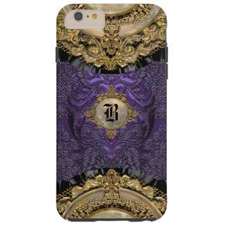 Chalchadoriz Royale 6/6s Elegant Monogram Plus Tough iPhone 6 Plus Case
