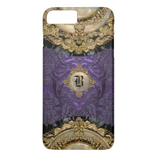 Chalchadoriz Royale 6/6s Elegant Monogram Slim iPhone 7 Plus Case
