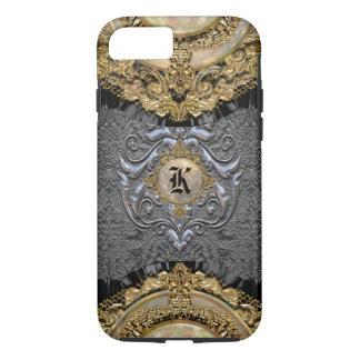 Chalchadoriz Shade Elegant Monogram iPhone 7 Case