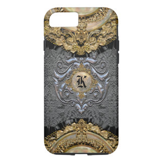 Chalchadoriz Shade Elegant Monogram iPhone 8/7 Case