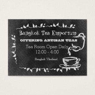 Chalk Board Business Card