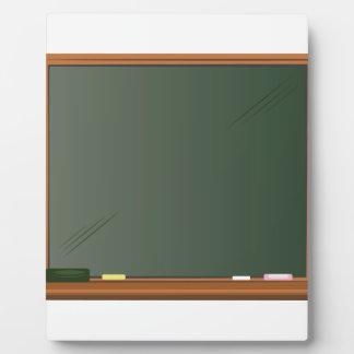 Chalk Board Plaque