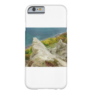 Chalk cliffs on the island Ruegen Barely There iPhone 6 Case