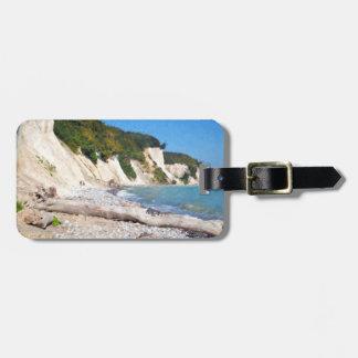 Chalk Cliffs, Ruegen Bag Tag