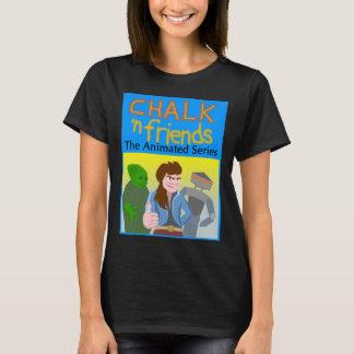 Chalk 'n' Friends - T-Shirt