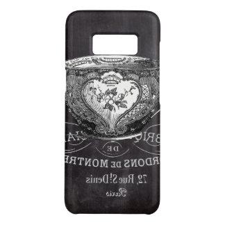 Chalkboard Alice in Wonderland tea party teacup Case-Mate Samsung Galaxy S8 Case