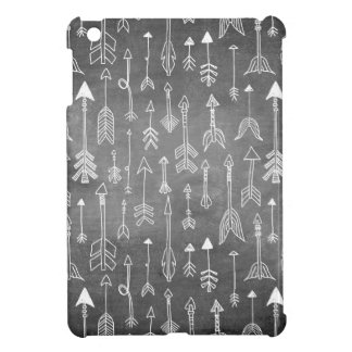 Chalkboard Arrow (black) iPad Mini Cover