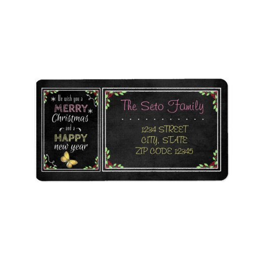 Chalkboard Christmas Collection