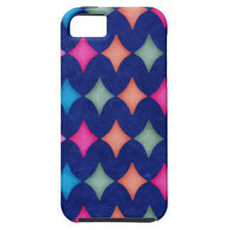 Chalkboard Circus Pattern iPhone 5 Covers