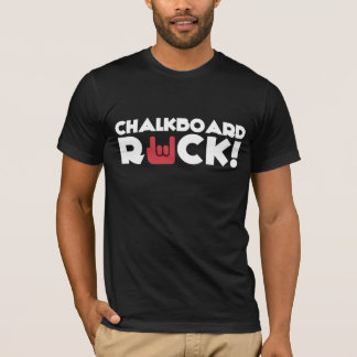 Chalkboard Rock T-Shirt