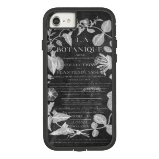 chalkboard scripts french botanical art ivy leaves Case-Mate tough extreme iPhone 8/7 case
