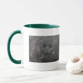 Chalkboard Smiley Mug