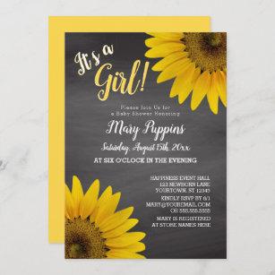 Yellow Baby Shower Invitation Country Baby Shower Sunflower Baby Shower Invitation Template Suite Rustic Baby Shower Invitation