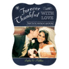 Chalkboard Wedding | Thank You Cards