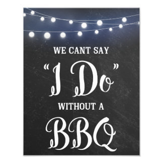 Chalkboard with LIGHTS Cheer Bar  party sign BBQ