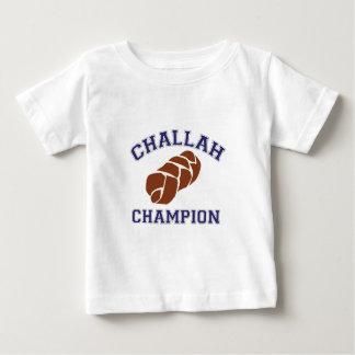 Challah Baking Champion Baby T-Shirt
