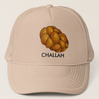 Challah Bread Loaf Foodie Happy Hanukkah Hat