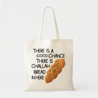 Challah Tote Bag