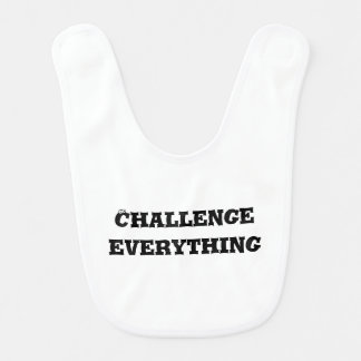 Challenge Everything Text Bib