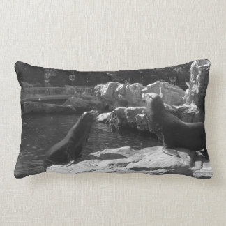 Challenge of for the Rock Lumbar Pillow