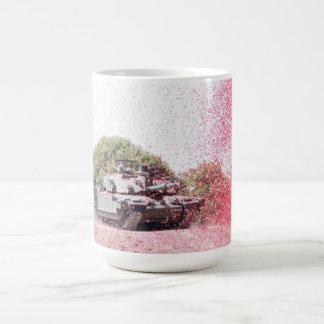 Challenger 2 coffee mug