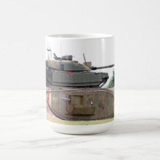 Challenger 2 & Mark IV Coffee Mug