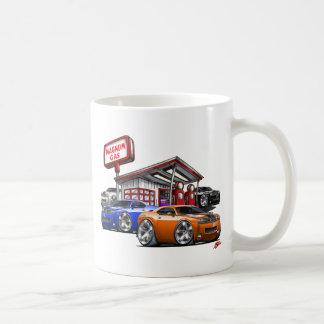Challenger Gas Station Coffee Mug
