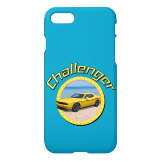 Challenger on a Beach iPhone 8/7 Case