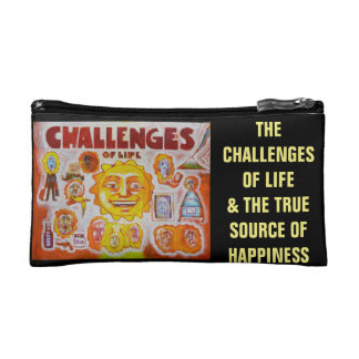 Challenges of life - Moods Makeupbag Makeup Bag