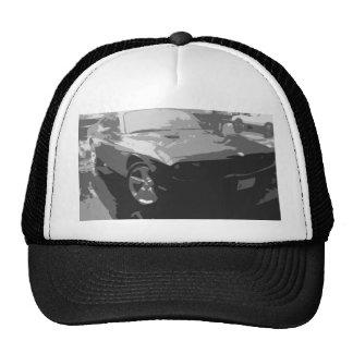 Challenging Haze Mesh Hats