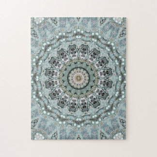 Challenging Window to the World Mandala Jigsaw Puzzle