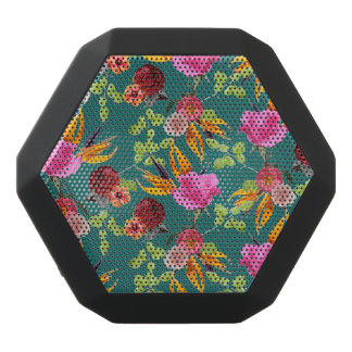 Chaman Garden (Green) Black Bluetooth Speaker