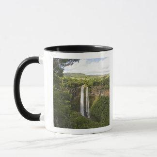Chamarel Waterfall-highest on Mauritius, over 2 Mug
