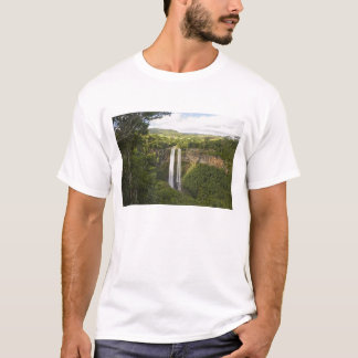 Chamarel Waterfall-highest on Mauritius, over 2 T-Shirt