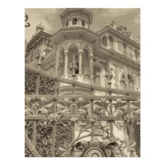 Chamas Villa Final Letterhead Design