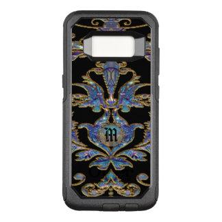 Chambault Pretty Victorian Personalized OtterBox Commuter Samsung Galaxy S8 Case