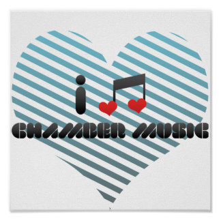Chamber Music Poster