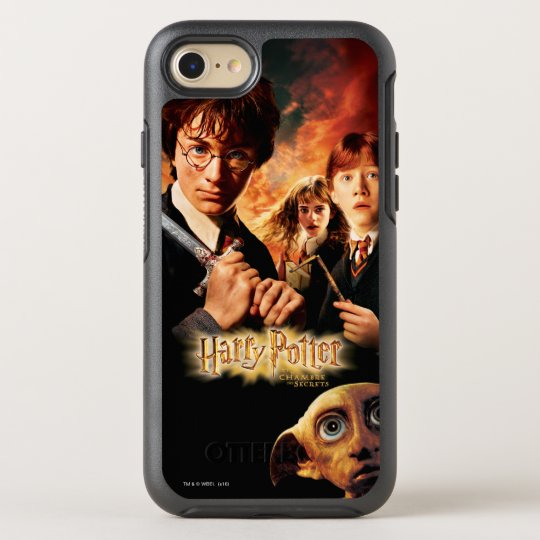 Chamber of Secrets - French OtterBox Symmetry iPhone 8/7 Case