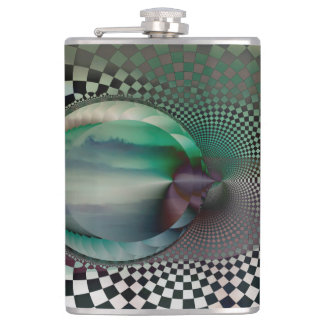 Chamber of Secrets Hip Flask