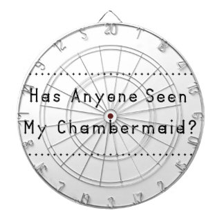 Chambermaid Dartboard