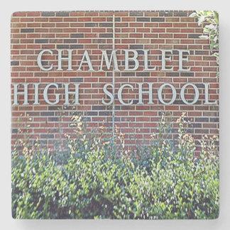 Chamblee High School, Georgia, Marble Coasters